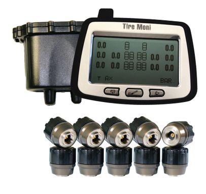 TTM-2000X-DR10 TireMoni Truck TPMS Tyre Pressure Monitoring System – Bild 2