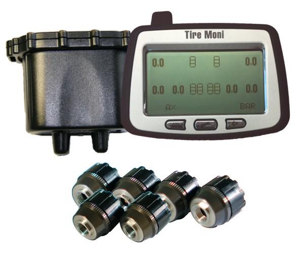 a0e5839fb420c3 TireMoni tpms TM-260R Système de Surveillance de Pression des pneus ...