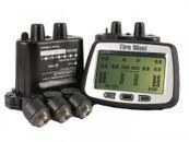 TTM-2000X-DR04-R04 Reifendruckkontrollsystem TireMoni Truck TPMS Set: 8 Sensoren, 2 Repeater