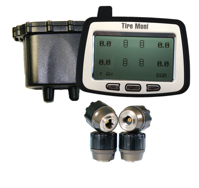 TireMoni TM-240R Tyre Pressure Monitoring System.