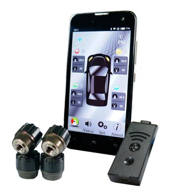TireMoni STM-570-B: TireMoni for Your Smartphone via Bluetooth – image 2