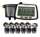 Reifendruckkontrollsystem TireMoni Truck TPMS Set TTM-2000X-DR12: Anzeige, 12 Sensoren, 1 Repeater – Bild 5