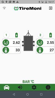 TireMoni STM-572-B: TireMoni for Your Smartphone via Bluetooth – image 6