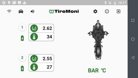 TireMoni STM-572-B: TireMoni for Your Smartphone via Bluetooth – image 7