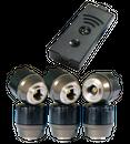 TireMoni STM-572-S6X-2 Smartphone TPMS Kit, 6 Sensoren bis 12,5 Bar – Bild 1