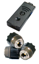 TireMoni STM-572-S3X Smartphone TPMS Kit, 3 Sensoren bis 5,5 Bar – Bild 1