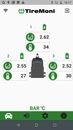 TireMoni STM-572-S3X-2 Smartphone TPMS Kit, 3 Sensoren bis 12,5 Bar – Bild 2