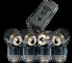 TireMoni STM-572-S8X-2 Smartphone TPMS Kit, 8 Sensoren bis 12,5 Bar – Bild 1