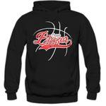 True Blazer #3 Hoodie Herren Basketball Play Offs Champion Basketball Hoodies American Sports USA Kapuzenpullover