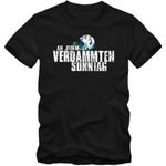 An jedem verdammten Sonntag #2 T-Shirt Football Herren Super Bowl Play Offs NFL Football Shirt