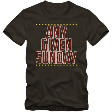 Any Given Sunday #2 An jedem verdammten Sonntag Football T-Shirt Herren Super Bowl Play Offs NFL Football Shirt  – Bild 7