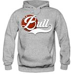 True Bull #4 Hoodie Herren Basketball Play Offs Champion Basketball Hoodies American Sports USA Kapuzenpullover