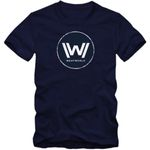 Westworld T-Shirt Herren Fantasy Science-Fiction TV-Serien-Fun-Shirts