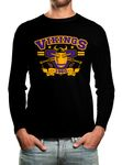 Vikings Premium Longsleeve 1960 Super Bowl American Football Unisex Longsleeves