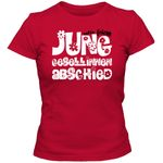 JGA #12 Wir Feiern T-Shirt Junggesellinnenabschied Frauen Blumen Bachelorette Party Alkohol