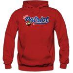 I'm a Patriot #5 Hoodie Herren Super Bowl Play Offs Football Hoodies USA Kapuzenpullover