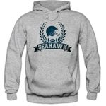 I'm a Seahawk #6 Hoodie Herren Super Bowl Play Offs Football Hoodies USA Kapuzenpullover