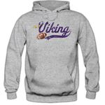 I'm a Viking #1 Hoodie Herren Football Hoodies Super Bowl Play Offs Kapuzenpullover