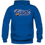True Giant #5 Hoodie American Football Hoodies Super Bowl Kapuzenpullover