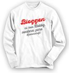 Best-Blogger Sweatshirt Blogger-Pullover Influencer Instagram Unisex Sweatshirts