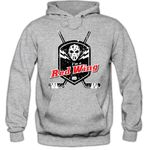 I'm a Red Wing #1 Hoodie Eishockey Play Offs USA Kapuzenpullover