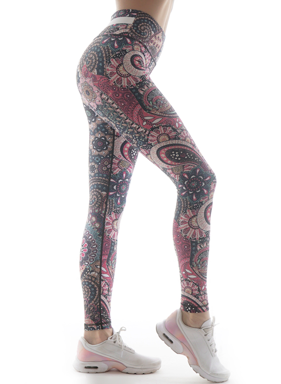 Harmony Fitness Leggings by Straight and Strong  001