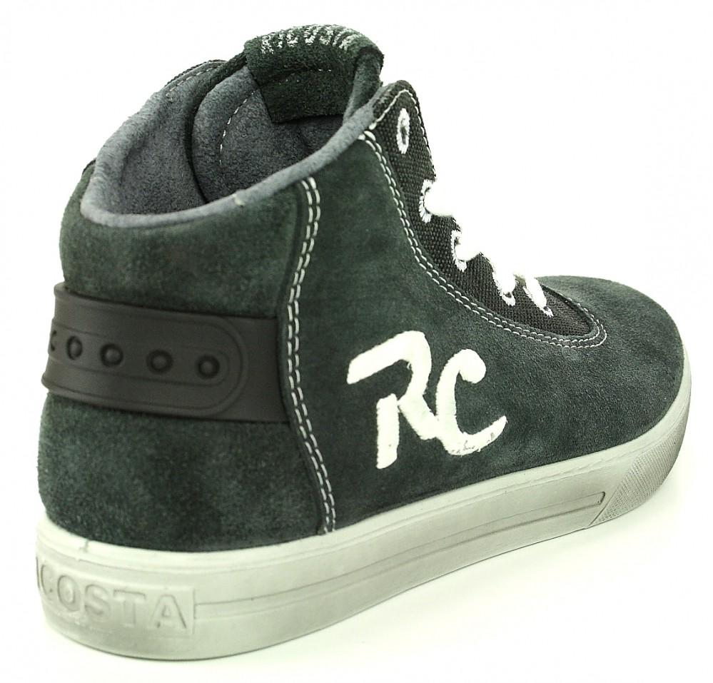 Ricosta Raze Sneaker HighTop grau Jungen