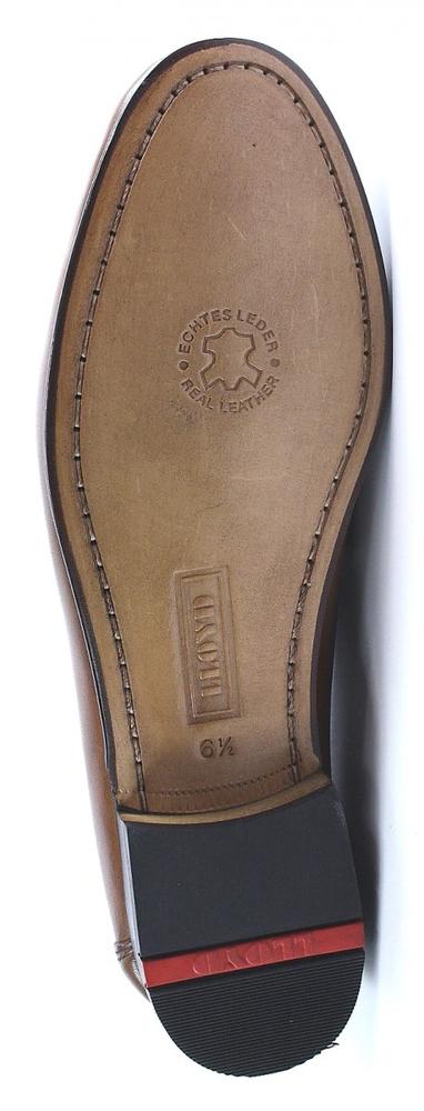 LLoyd Schuhe - Ercot Pennyloafer - braun