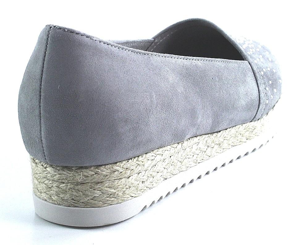 Gabor Fashion - Slipper - grau - stone