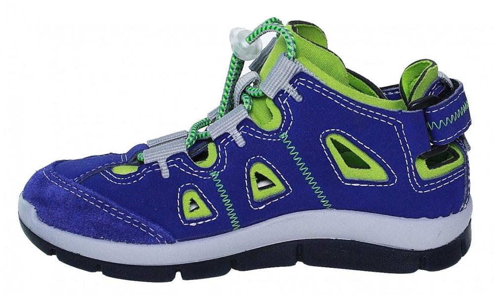 Ricosta | Frem Halbschuh | Sandale | kobalt blau