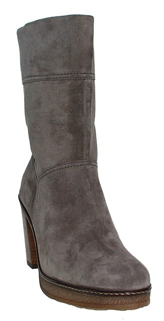 Gabor | Stiefelette | Dreamvelours - grau | wallaby