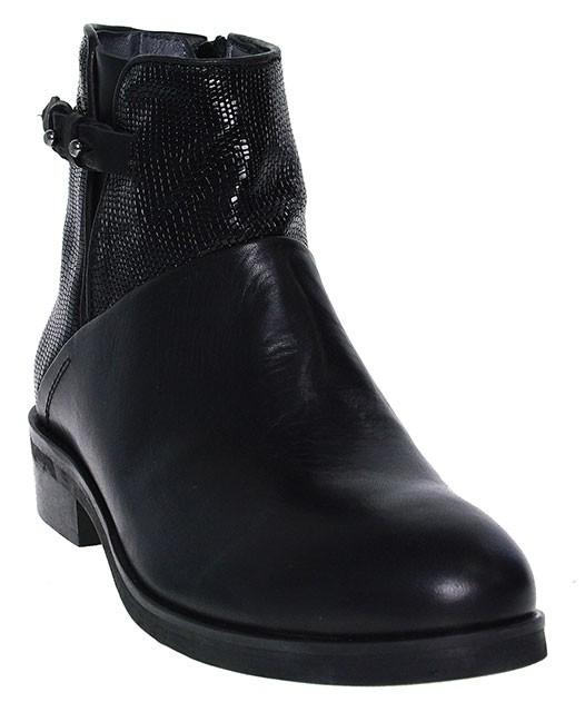 HIP | Mädchen Stiefelette - schwarz