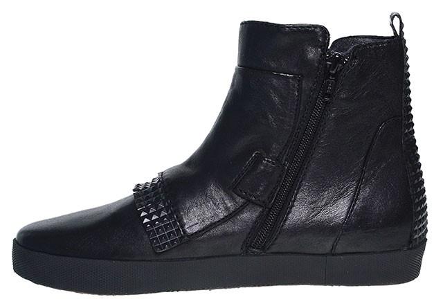 Donna Carolina   High Top Sneaker - schwarz