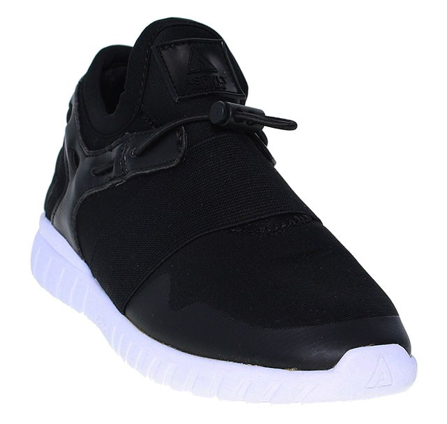 ASFVLT Area Mid | Sneaker - schwarz | weiß