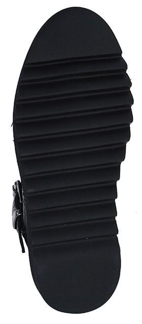 HIP | Mädchen Boots | mit Haferlasche - schwarz