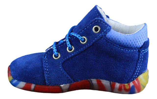 Pepino Ricosta   Clown Charlie   Lauflerner - blau