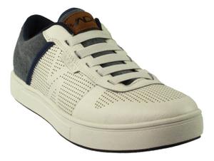 Vado Bernd | Schnürer | Sneaker | Glattleder - weiß