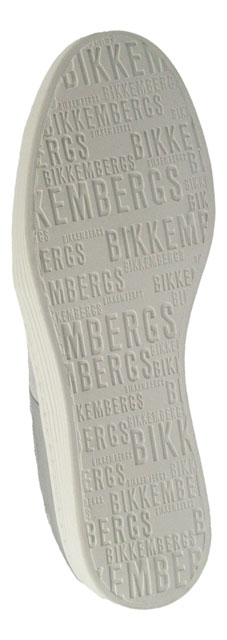 Bikkembergs | Sneaker Words 889 Low - silber