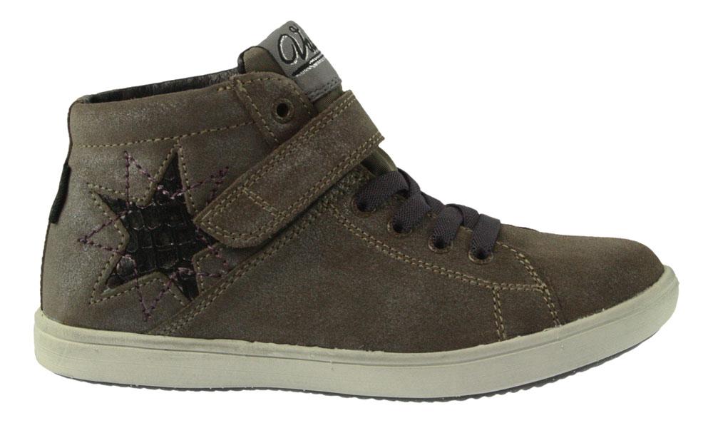 Vado | Lucy | Boot | Sneaker Tex - grau | mud