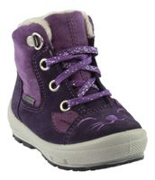 Superfit | Groovy | Schnürboots | Goretex - lila | raisin