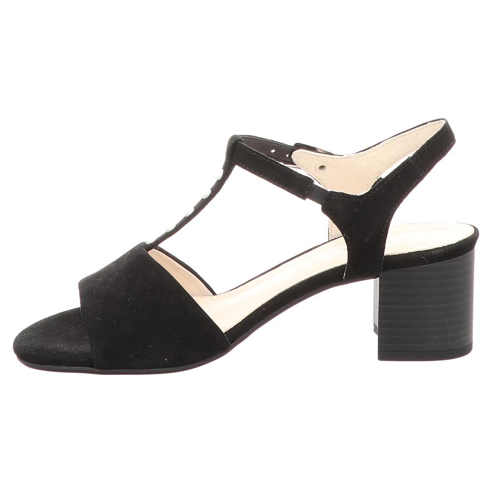 Gabor   Comfort   Sandalette   Perlenbesatz - schwarz