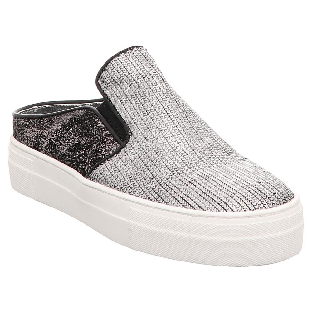 Sneaker On Mules Plumb Grau P448Cindy Slip OkTuPXZi