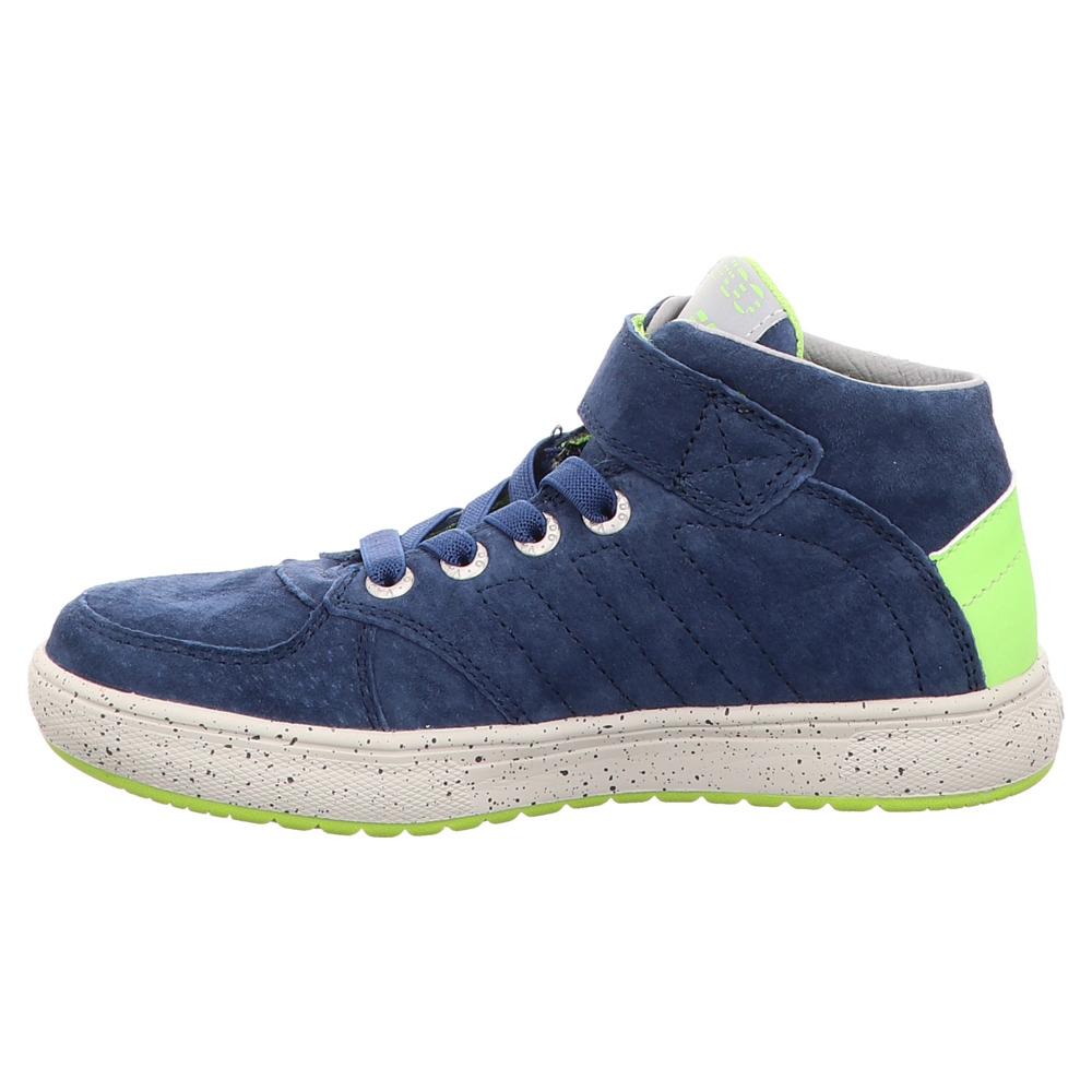 Vado | Moe | High-Top-Sneaker - blau | dutch blue
