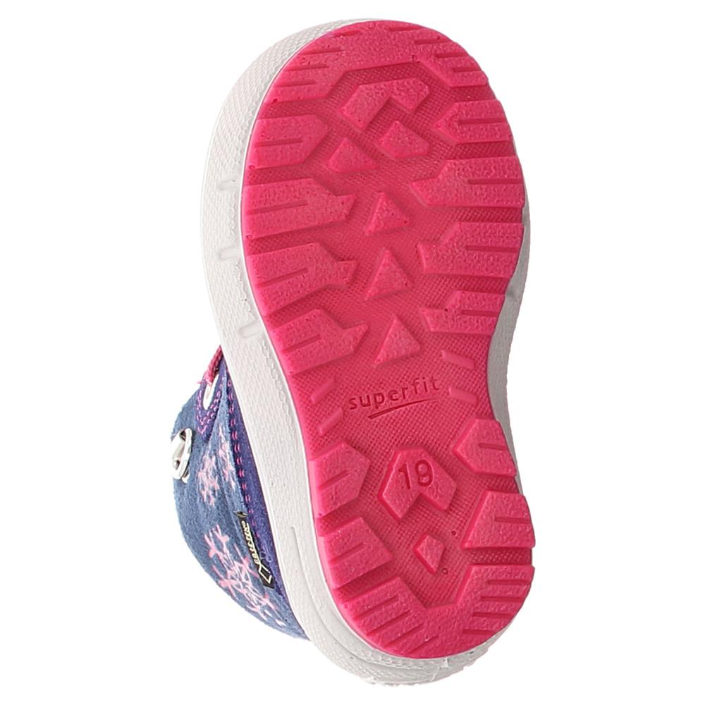 Superfit | Groovy | Lauflern | Boots | Goretex - blau