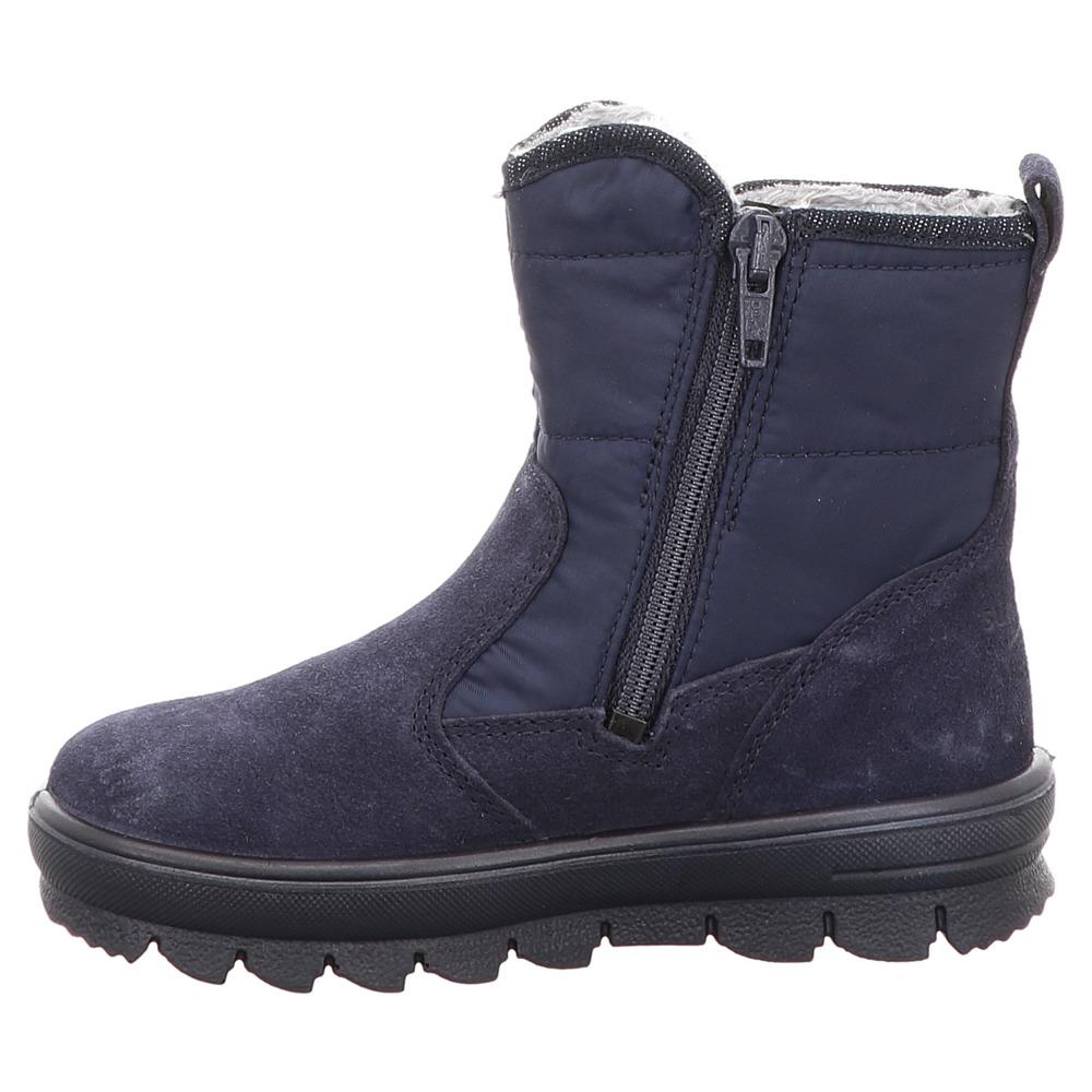 Superfit | Flavia | Stiefelette | Boots Goretex - blau