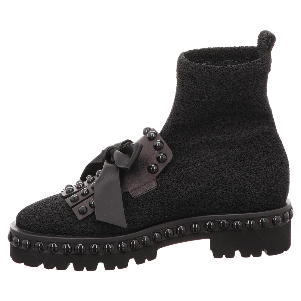 Kennel & Schmenger   Nia   Sock Boot - schwarz