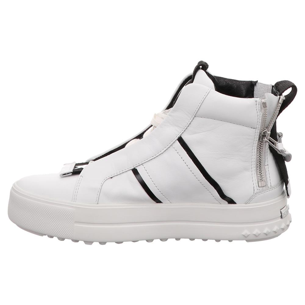 Kennel & Schmenger | Mega | High Top Sneaker - weiß | bianco