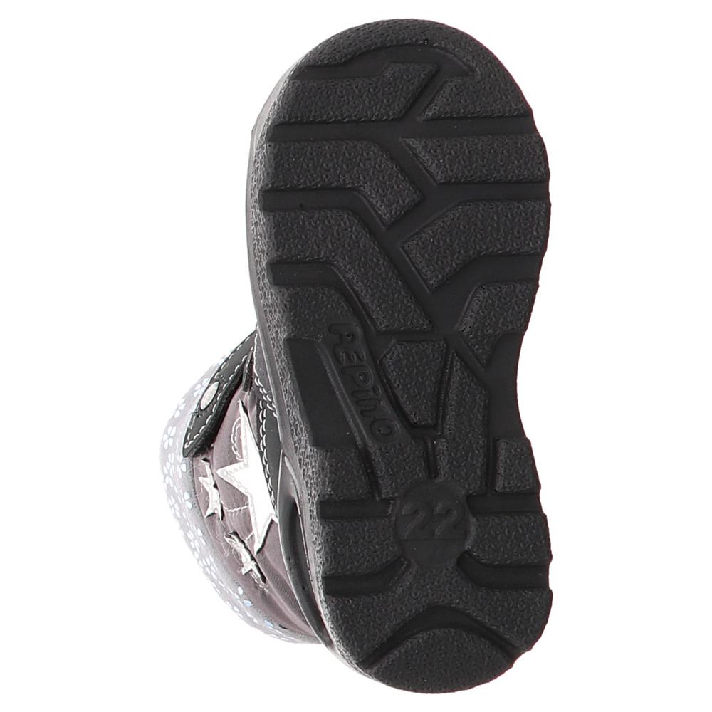 Ricosta | Finja |Pepino  Lauflern Boots - weit - grigio