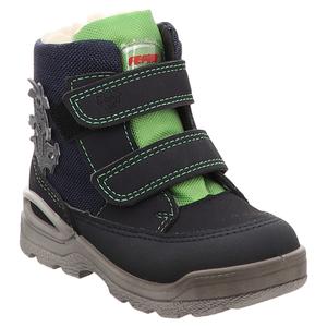 Ricosta | Pepino | Bixi | Lauflern Boots - blau | see