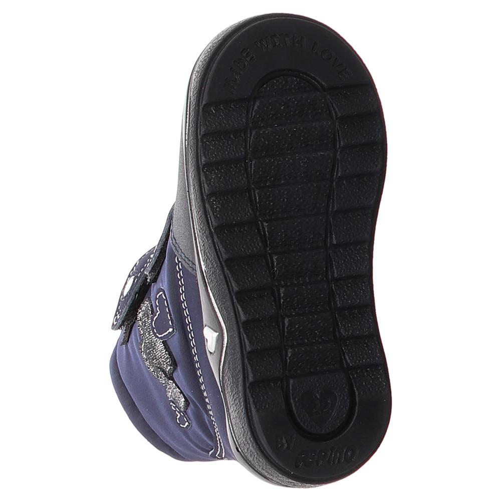 Ricosta | Pepino | Heart Lauflern Boots - blau | nautic